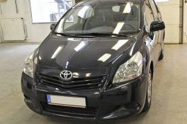 Toyota Verso 2011 – Tempomat beszerelés (AP900)