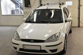 Ford Focus 2002 – Tempomat beszerelés (AP500)