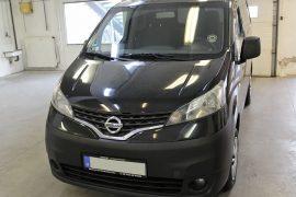 Nissan NV200 2011 – Tempomat beszerelés (AP900)