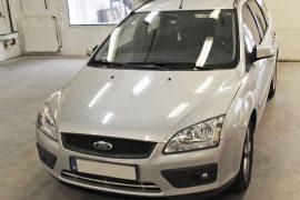 Ford Focus 2008 – Tempomat beszerelés (AP900C)