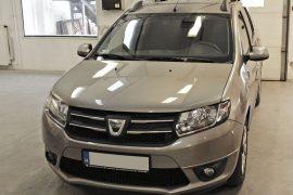 Dacia Logan MCV 2014 – Tempomat beszerelés (AP900)