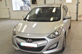 Hyundai i30 2015 – Tempomat beszerelés (AP900C)