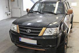 Tata Xenon 2010 – Tempomat beszerelés (AP900)