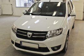 Dacia Logan 2015 – Tempomat beszerelés (AP900)