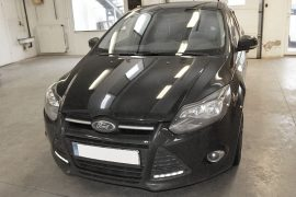 Ford Focus 2011 – Cruise control installation (AP900C)