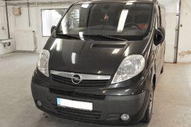 Opel Vivaro 2010 – Tempomat beszerelés (AP900C)