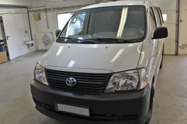 Toyota Hiace 2007 – Tempomat beszerelés (AP900)