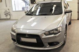 Mitsubishi Lancer 2011 – Tempomat beszerelés (AP900C)