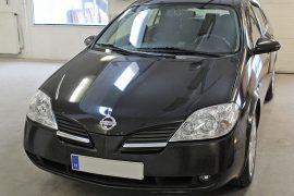 Nissan Primera 2002 – Tempomat beszerelés (AP900)