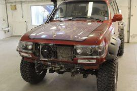 Toyota Land Cruiser 100 1992 – Tempomat beszerelés (AP500)_2