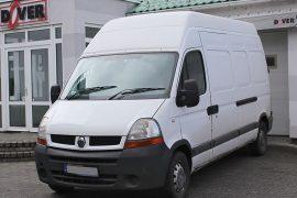 Renault Master 2011 – Tempomat beszerelés (AP900C)