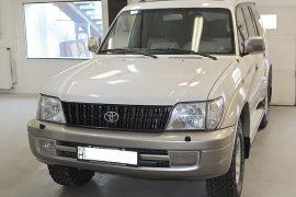 Toyota Land Cruiser 90 2001 – Tempomat beszerelés (AP500)