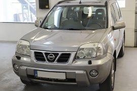 Nissan X-Trail 2002 – Tempomat beszerelés (AP900)