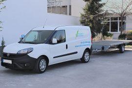 Fiat Doblo 2020 – Tempomat beszerelés (AP900Ci)