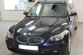 BMW 5 (E61) 2006 – Tempomat beszerelés (AP900Ci)
