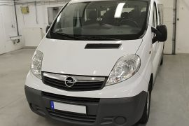 Opel Vivaro – Tempomat beszerelés (AP900Ci)