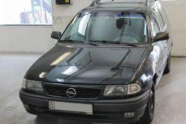 Opel Astra F 1996 – Tempomat beszerelés (AP500)