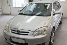 Toyota Corolla 2005 – Tempomat beszerelés (AP900)_2