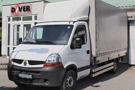 Renault Master 2007 – Tempomat beszerelés (AP900)
