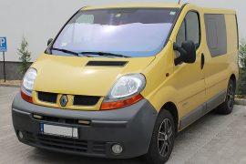 Renault Traffic 2002 – Tempomat beszerelés (AP900)