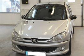 Peugeot 206 2008 – Tempomat beszerelés (AP900)