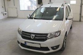 Dacia Logan MCV 2015 – Tempomat beszerelés (AP900)