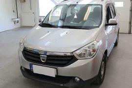 Dacia Lodgy 2012 – Tempomat beszerelés (AP900)