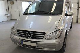 Mercedes-Benz Viano 2003 – Tempomat beszerelés (AP900Ci)