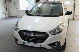 Hyundai ix35 2012 – Tempomat beszerelés (AP900)
