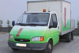 Ford Transit 2005 (kukamosó) – Cruise control installation (AP900)